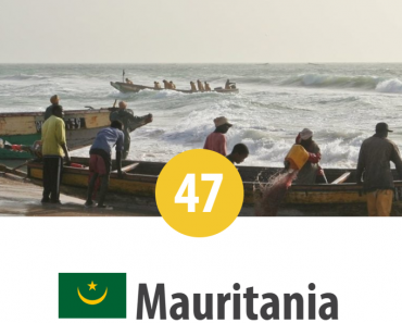 Mauritania - locul 47 în Topul Mondial al Persecuției
