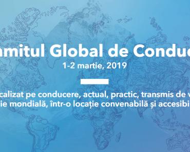 Summitul Global de Conducere 2019 la Chișinău