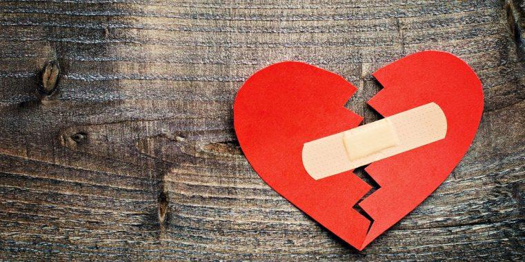 Cum să trăiești cu inima frântă?
