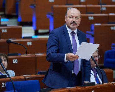 Valeriu Ghilețchi, reales în funcția de Președinte al Comisiei APCE pentru Desemnarea Judecătorilor CEDO