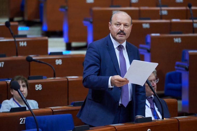 Valeriu Ghilețchi și-a încheiat misiunea la APCE
