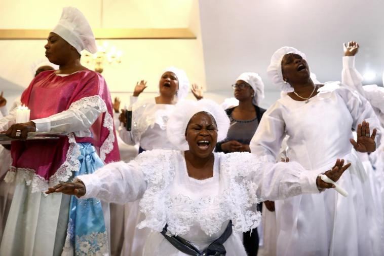 Bisericile Africane sunt în plină expansiune pe străzile din Londra
