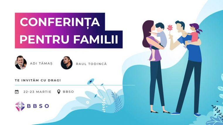 Conferința pentru Familii la BBSO