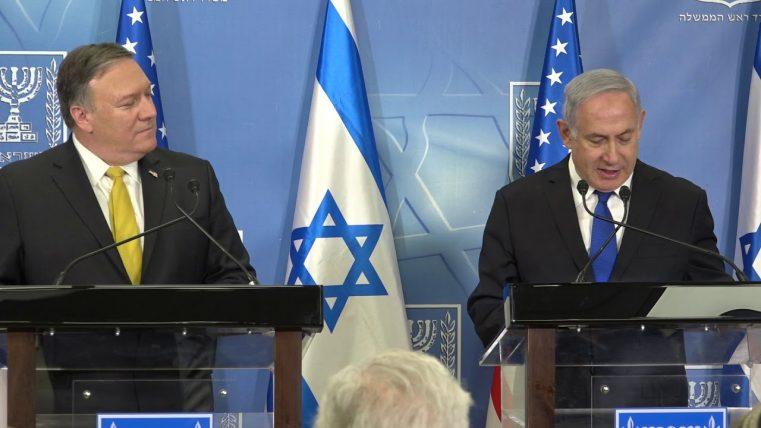 Preşedintele Trump spune că S.U.A. sunt pregătite să recunoască suveranitatea Israelului asupra înălţimilor Golan