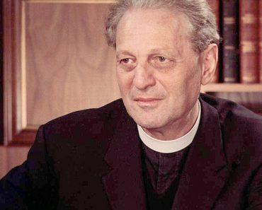 110 ani de la nașterea lui Richard Wurmbrand