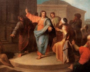 Ucenicia în Evanghelia după Marcu. Partea a IX-a