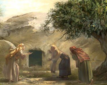 DUMINICĂ Săptămâna Mare în calendarul lui Isus - Nu este AICI!