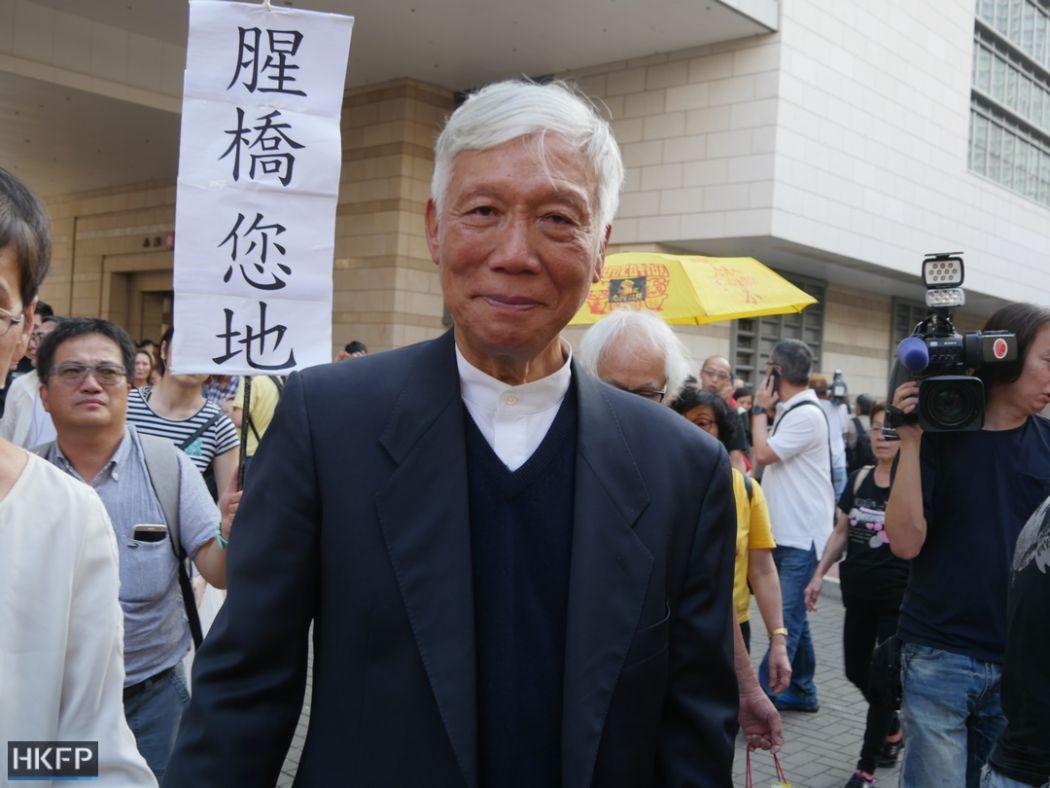 """""""Nu regret nimic!"""" Curajul incredibil al unui pastor din Hong Kong în fața instanței care l-a condamnat la închisoare!"""
