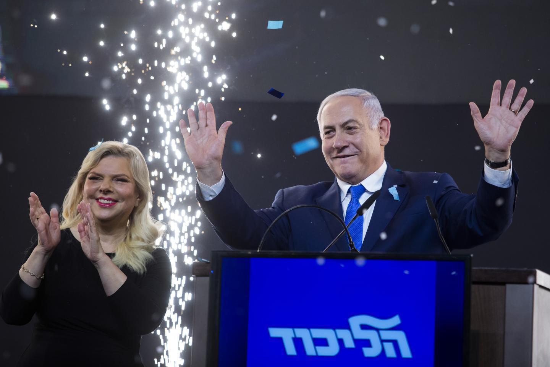 Benjamin Netanyahu câştigă un nou mandat de prim-ministru al Israelului