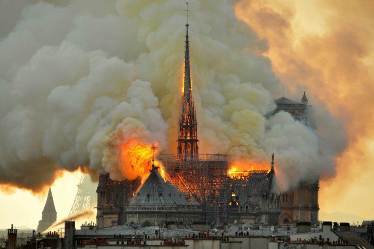 Daniel Cristian Florea: Notre Dame - simbol al creștinismului sau al păgânismului?
