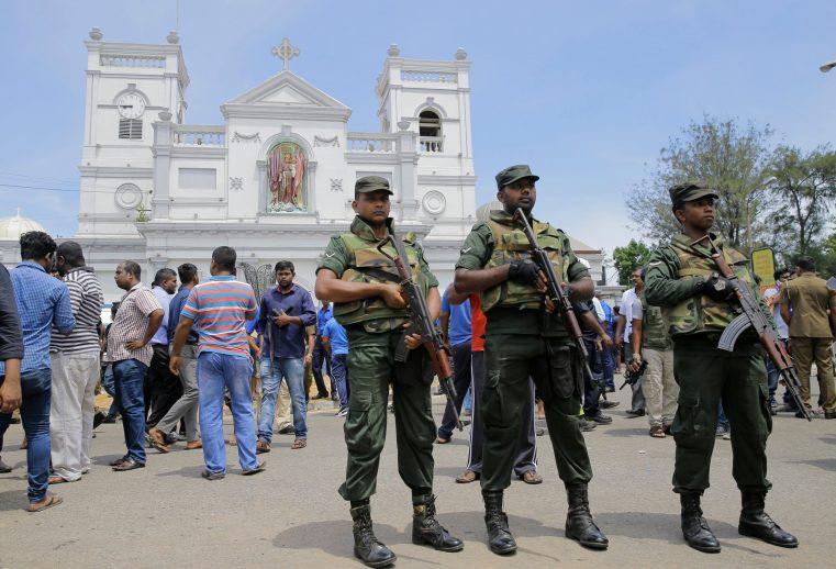 BREAKING NEWS 200 de creștini au murit în această dimineață în timpul serviciului de Paști în Sri Lanka