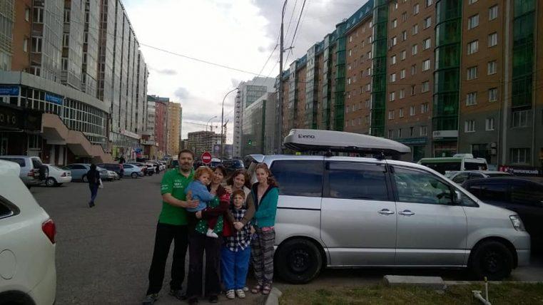 Jurnal de Misiune   Chemarea Siberiei: Familia Giura - în drum spre casă!