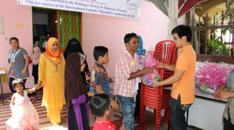 ZIUA a 5-a: Refugiaţii Rohingya din Malaezia | #Pray30Days