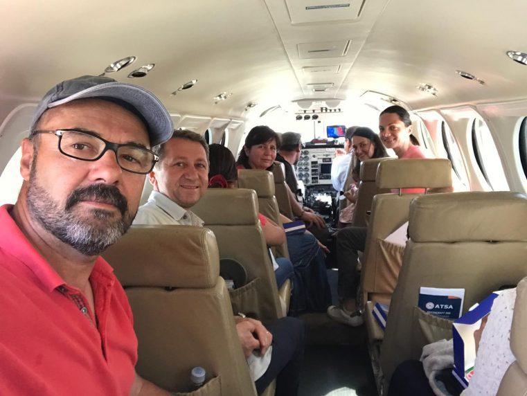 Jurnal de Misiune din Peru: O vizită matinală cu barca la indigenii creștini din junglă