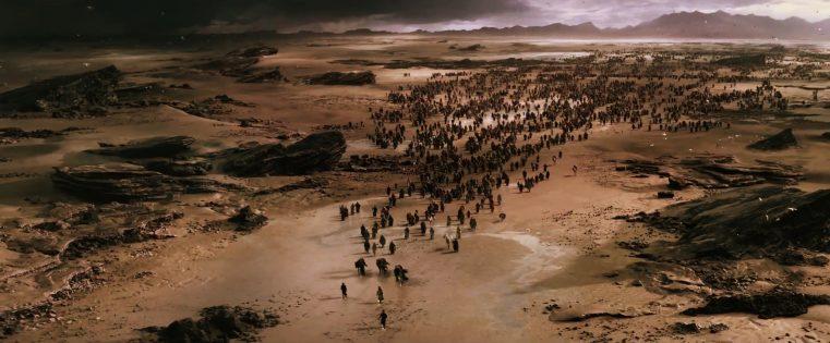 """Descoperirea """"incredibilă""""? Cercetătorii susțin că au găsit drumul """"Exodului"""""""