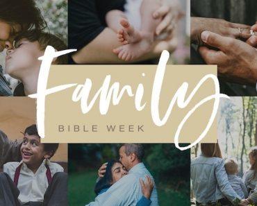 Săptămâna Bibliei în Familie: Cum pot fi liderul spiritual al familiei mele?