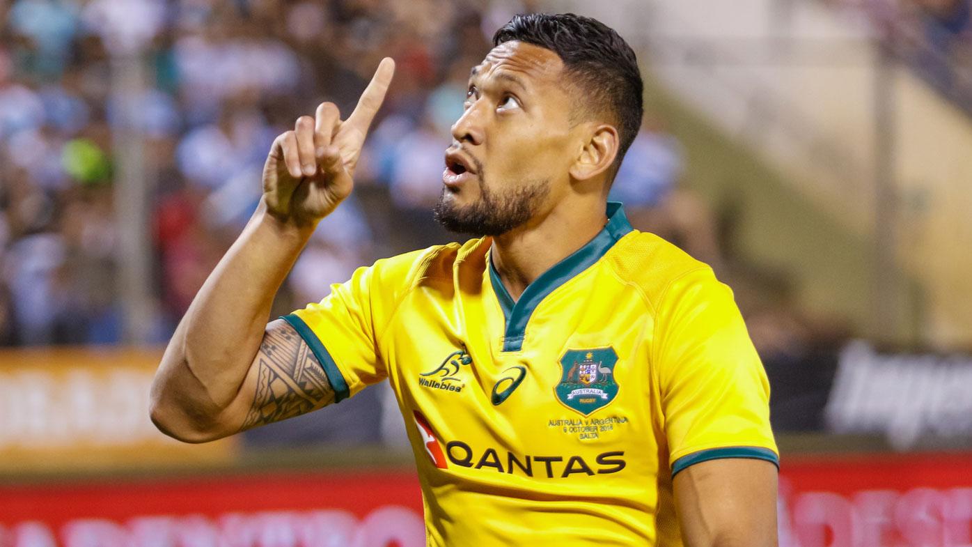 Un jucător de rugby acuzat de încălcări grave de comportament pentru că a postat versete biblice
