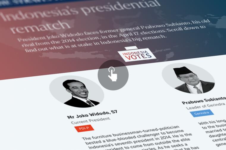 INDONEZIA a desfășurat primele alegeri prezidențiale și parlamentare simultan
