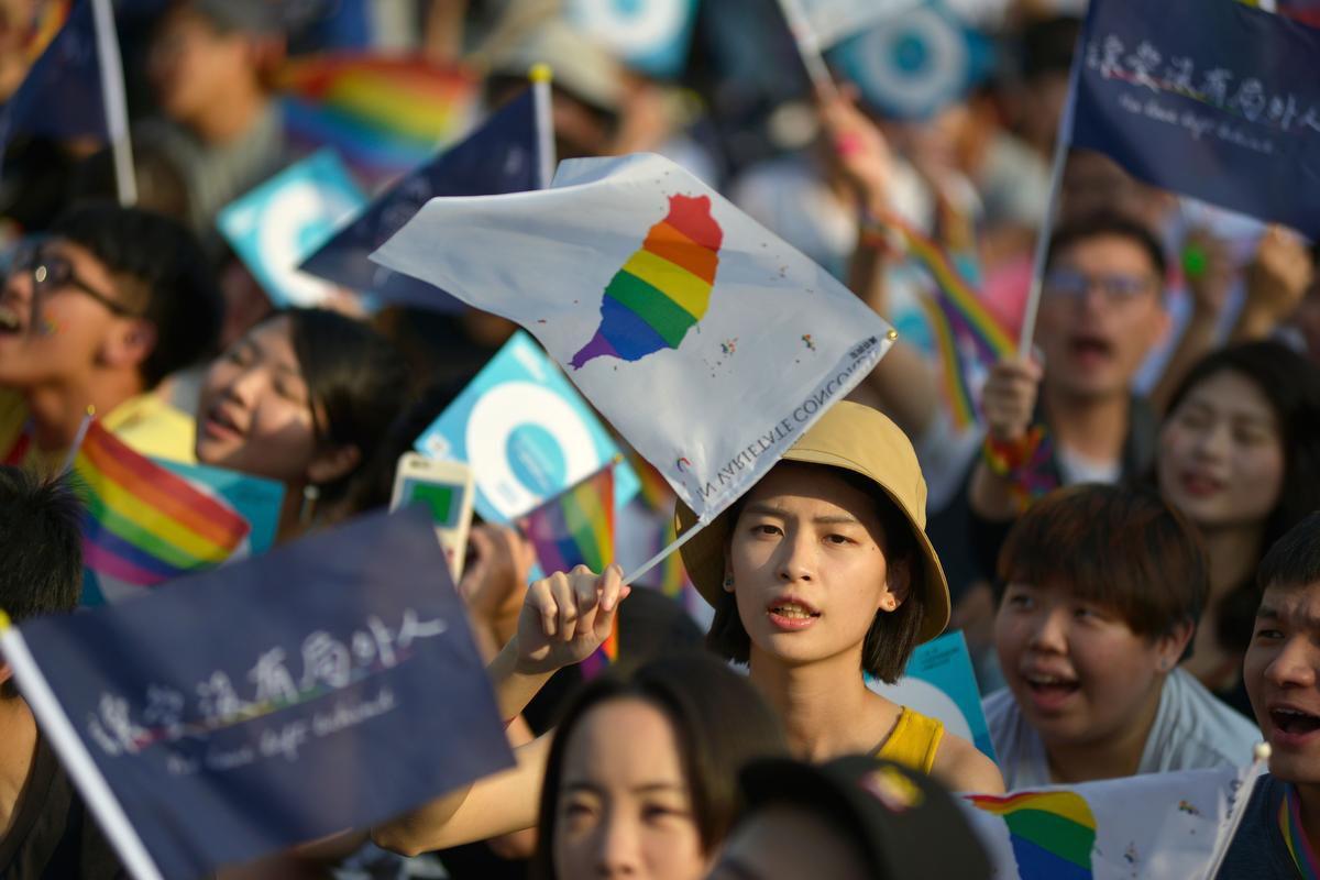 Taiwan devine prima ţară din Asia care legalizează căsătoriile între persoanele de acelaşi sex