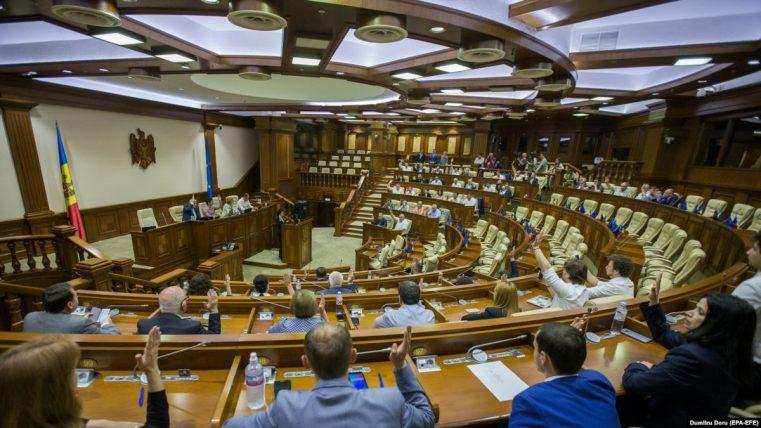 "INTERVIU Criza politică din Republica Moldova ""La Ordinea Zilei"""
