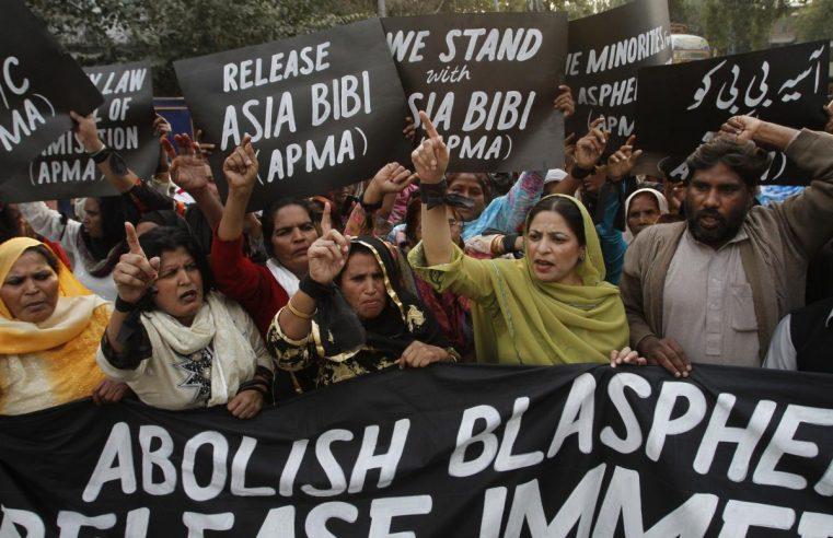 VICTORIE în PAKISTAN Aasia Bibi și Farhan achitați de acuzațiile nefondate de blasfemie!
