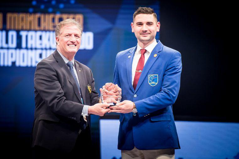 Moldoveanul Ștefan Răileanu a fost desemnat cel mai bun arbitru în 2019!