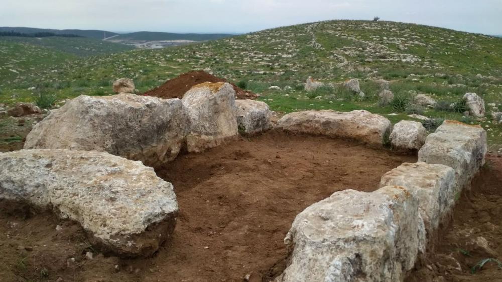 Descoperire arheologică în Israel: turnul de veghere din timpul regelui biblic Ezechia