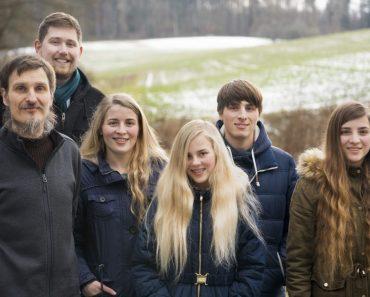 Familia Wunderlich câștigă înapoi custodia copiilor după ani de luptă