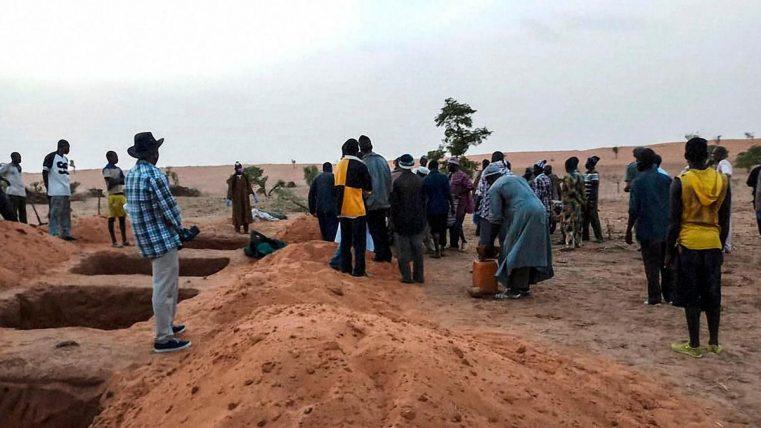 MALI Peste 100 de creștini au murit carbonizați într-un sat atacat de radicalii Fulani